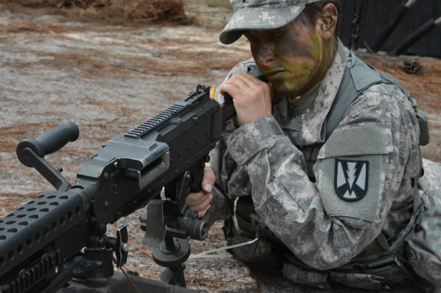 Women in Combat: Are We Selling Male Troops Short?