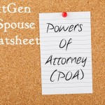 MilSpouse Cheat Sheet: Power of Attorney