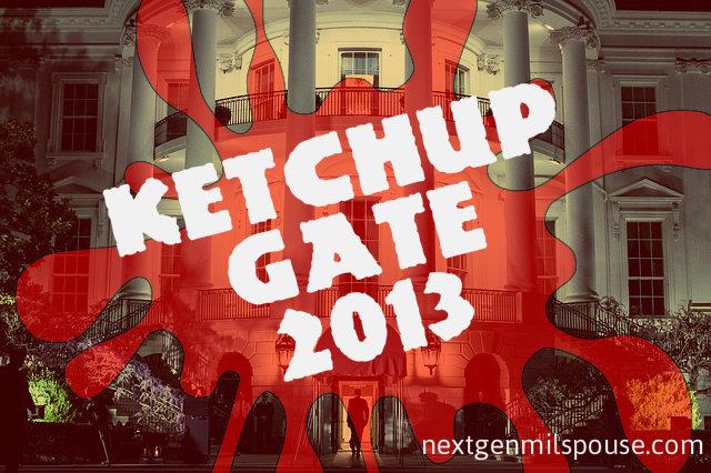 ketchup gate 2013