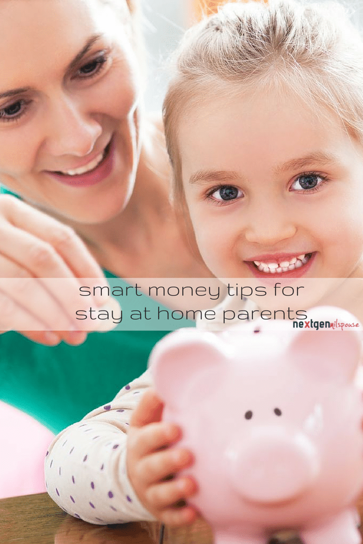 5 Smart Money Tips for Stay-At-Home Parents