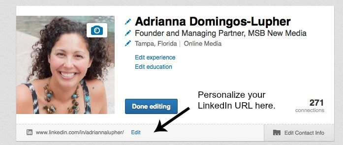 4 Super Easy Things You Can Do To Tune Up Your Linkedin Profile Right Now Nextgen Milspouse