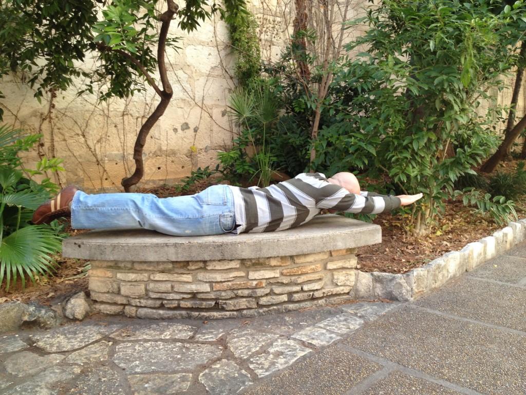 planking San Antonio