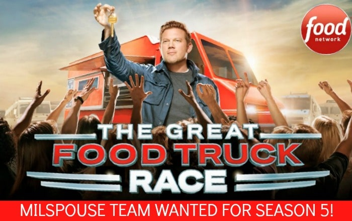 FOOD TRUCK RACE SEASON 5