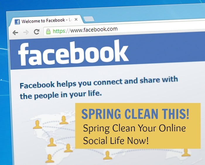 How to Spring Clean Your Online Image