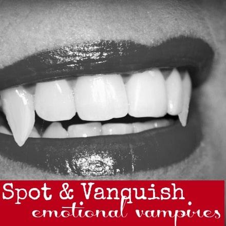 vampire share