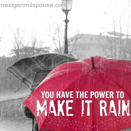 rain feature social