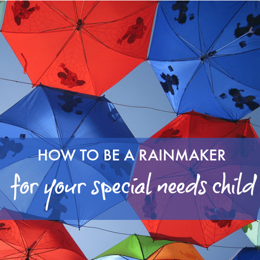 special needs rainmaker share