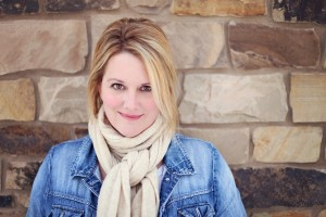 Angie Ricketts author photo
