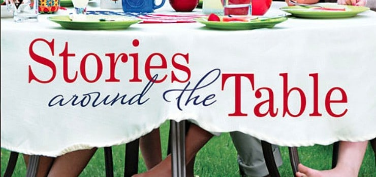 Pull Up a Chair and Join Our #StoriesAroundTheTable Book Club Discussion