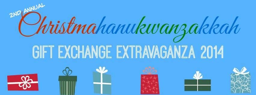 NextGen's 2nd Annual Christmahanukwanzaakah Gift Exchange Extravaganza