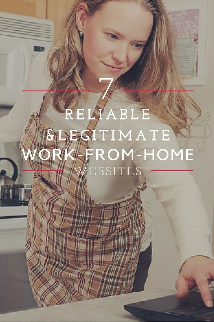 Are you looking for remote work? Here's a list of 7 reliable and legitimate work-from-home websites.