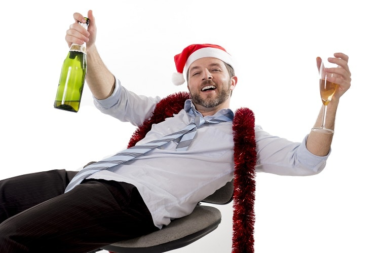 Photocopying Your Butt, Naughty Santa Outfits and Other Holiday Office Party Fouls