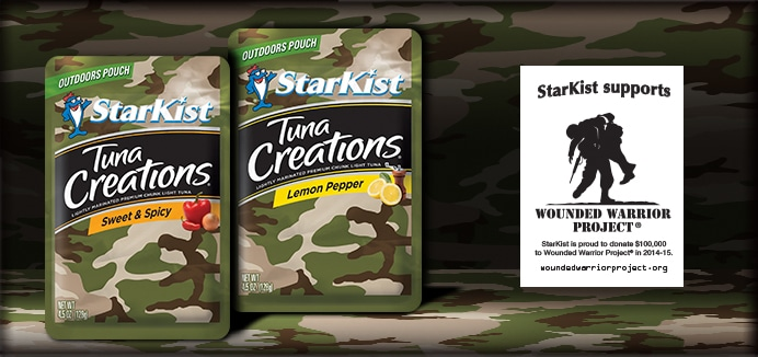 Send No-Mess, No-Fuss Care Packages Featuring StarKist® Tuna