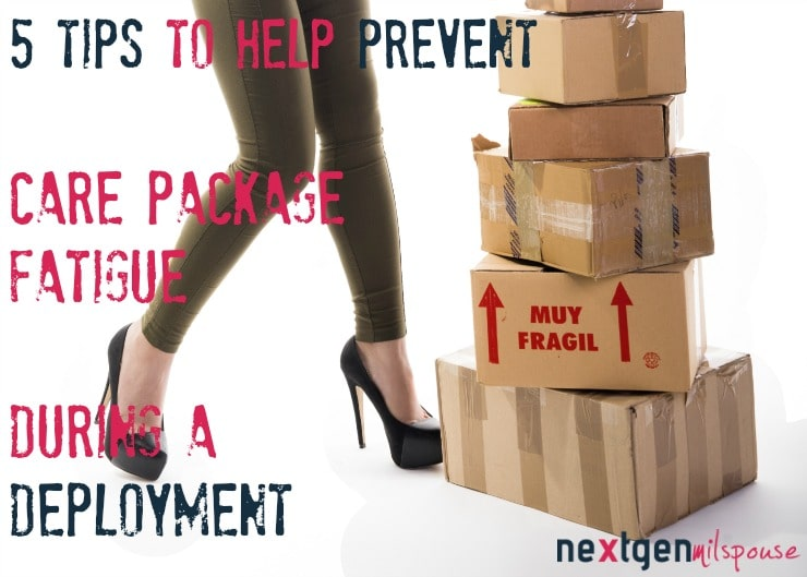 5 Tips to Avoid Care Package Burnout