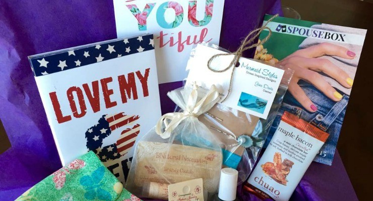 What Is a SpouseBox and What Do You Mean I Can Win One?