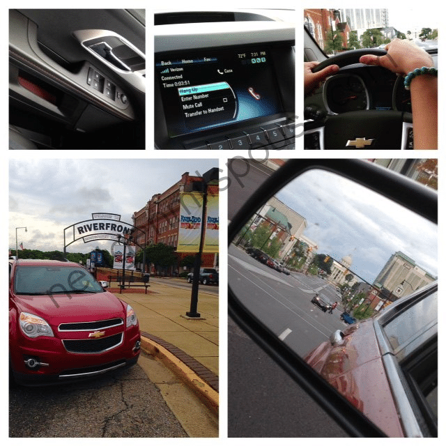 Chevy Equinox Collage
