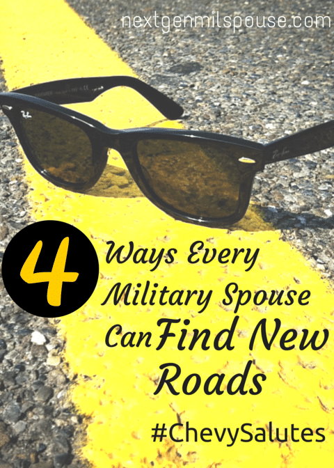 ChevySalutes Find New Roads Pinterest