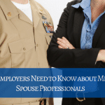 What Employers Need to Know about Military Spouses
