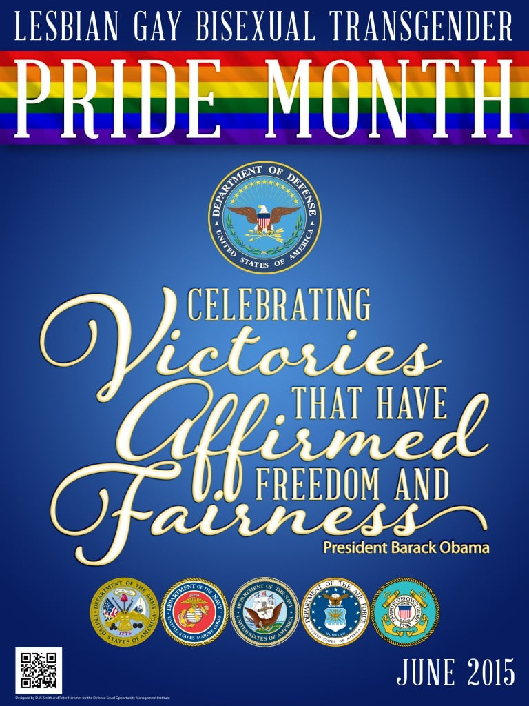 Why Military Spouses Should Embrace June as Pride Month