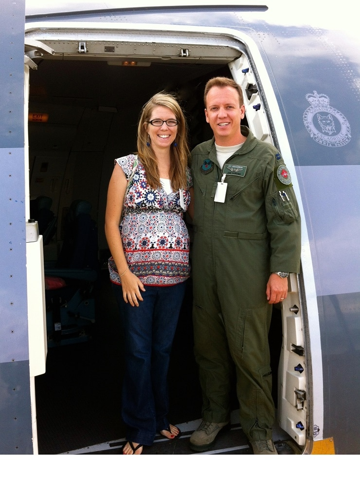 What I Gained When My Husband Served With the Royal Canadian Air Force