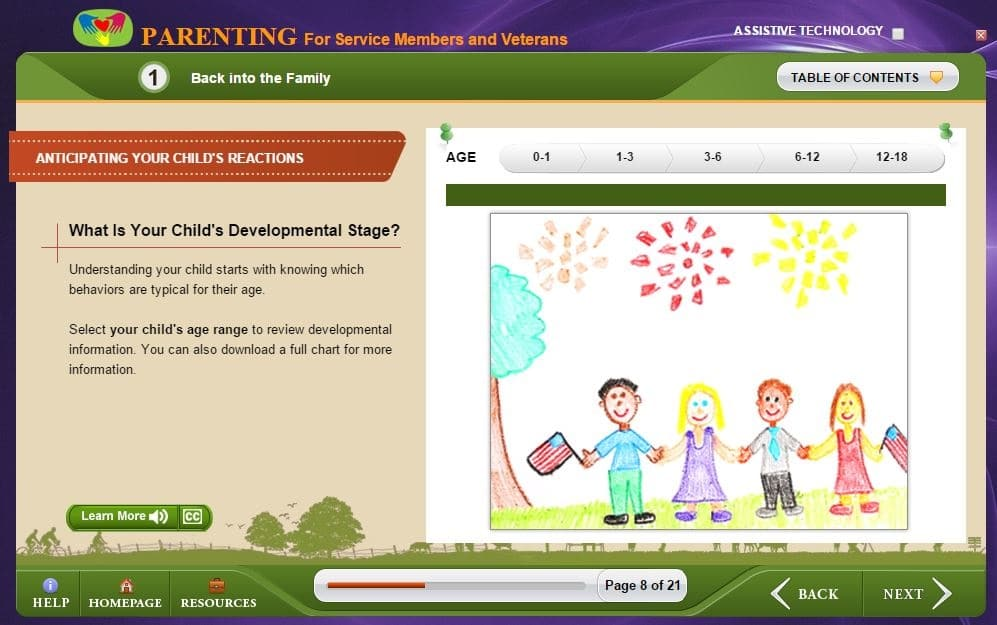 VA Offers Free Online Parenting Tool to Take the Stress Out of Summer