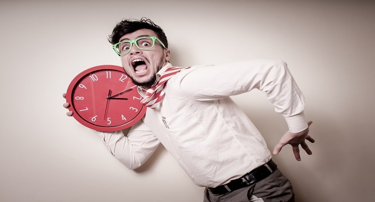 How to Stay Sane When You Are Insanely Busy