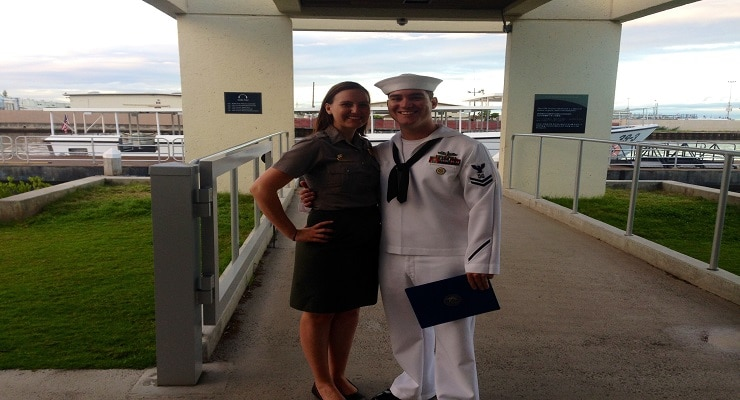 Military Spouses Who Work It: Amanda Thompson, Events Manager