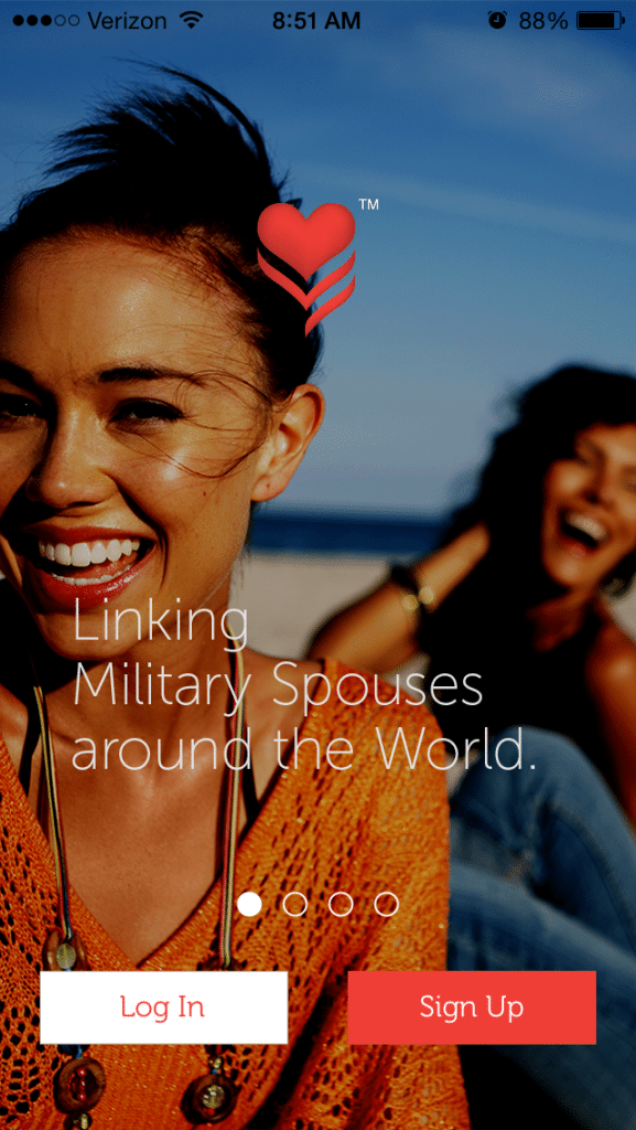 New SpouseLink App Creates a Social Network Just for Military Spouses