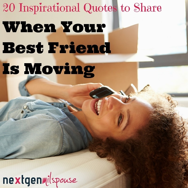 Dreading Your Next Move? 20 Inspirational Quotes to Encourage You