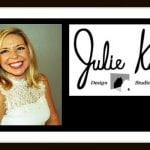 Military Spouse Entrepreneur Spotlight: Julie Riggin of Julie Kay Design Studio