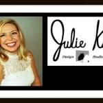 Military Spouse Entrepreneur Spotlight: Julie Riggin of Julie Kay Design Studio