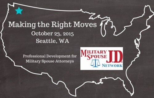 Making the Right Moves for a Mobile MilSpouse Career – Addressing the Licensing Issue