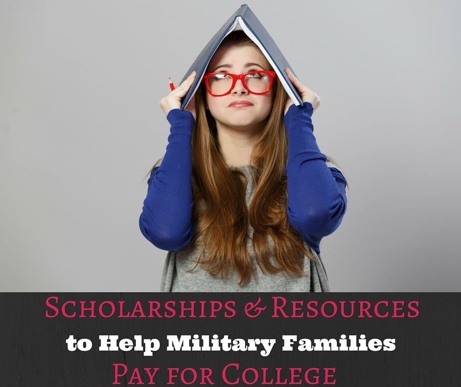 College is expensive. Here are the obvious and not-so-obvious scholarships and resources to help military families pay for college.
