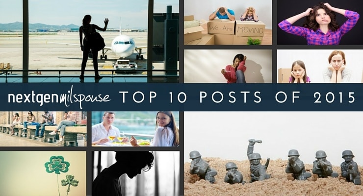 NextGen MilSpouse Top 10 Posts of 2015
