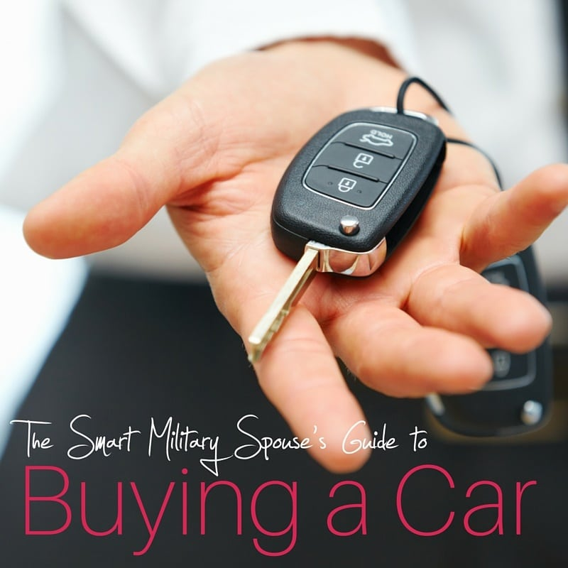 The Smart Military Spouse's Guide to Buying a Car