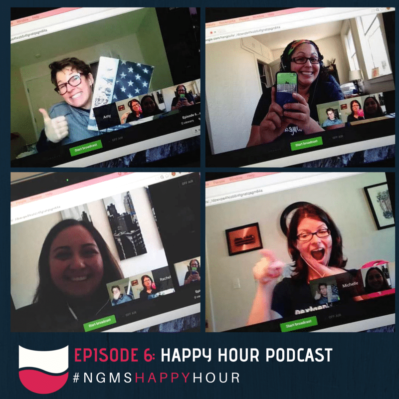 EPISODE 6- HAPPY HOUR PODCAST INSTA