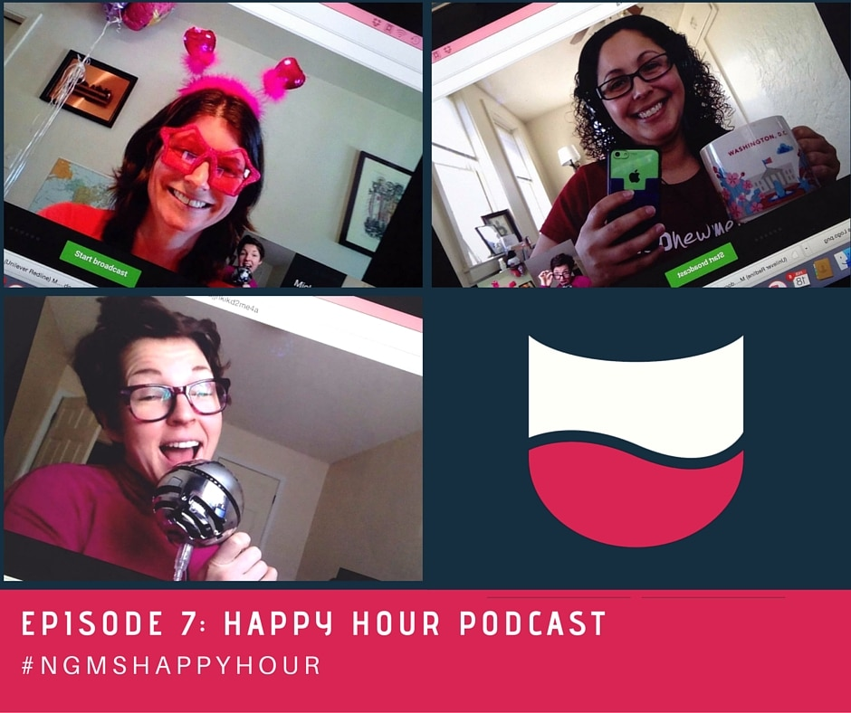 EPISODE 7- HAPPY HOUR PODCAST FB