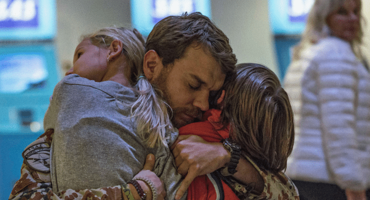 Free Advanced Screening of 'A War' for Fort Bragg Military Families