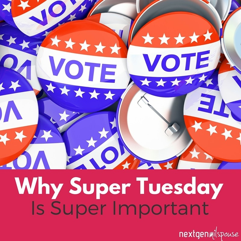 Why Super Tuesday is Super Important