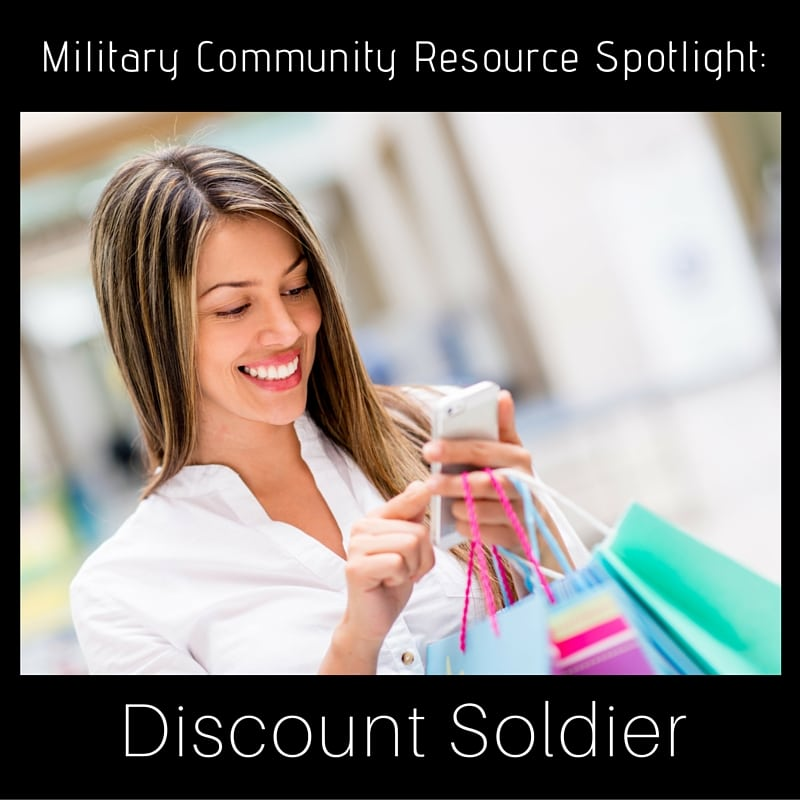 Military Community Resource Spotlight Discount Soldier