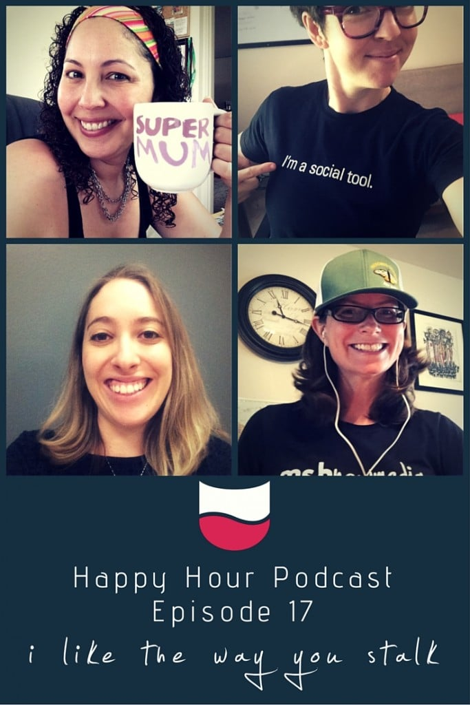 Episode 17- Happy Hour Podcast Pin