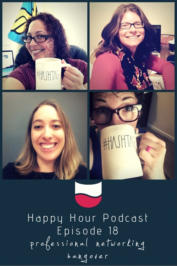 Episode 18- Happy Hour Podcast Pin