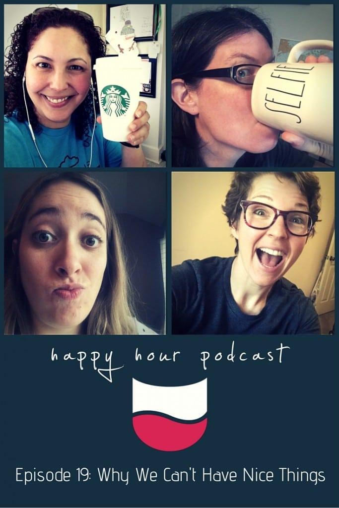 NextGen MilSpouse Happy Hour Episode 19 Pin