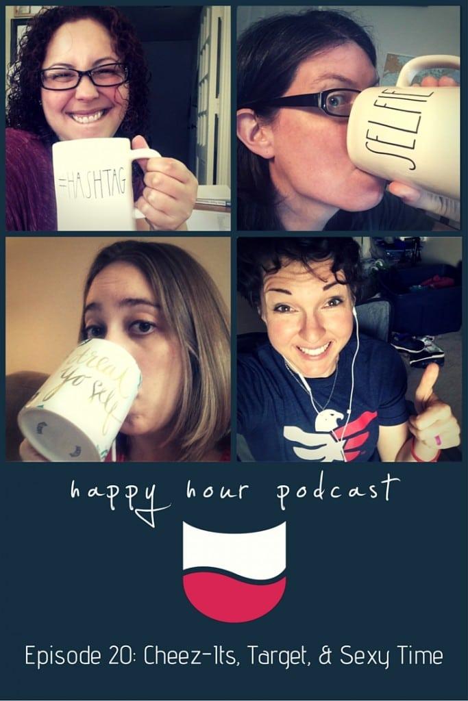 NextGen MilSpouse Happy Hour Episode 20 Pin