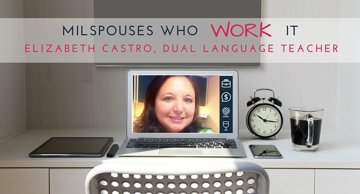 Elizabeth Castro, Dual Language Teacher