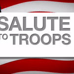 HLN Morning Express with Robin Meade #SaluteToTroops Wants Your Military Stories