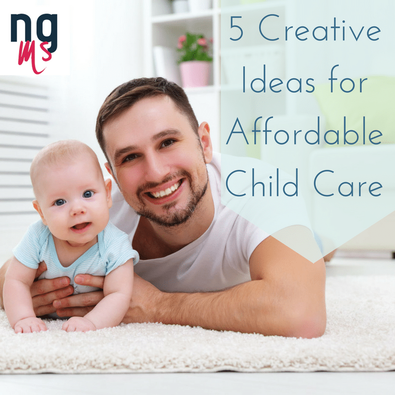 How to Find Affordable Child Care When You Can't Afford a Babysitter