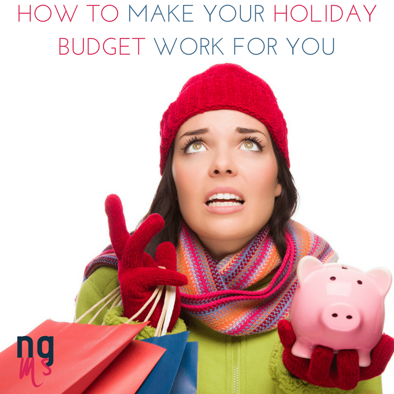 How to Make Your Holiday Budget Work for You
