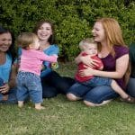 Why Raising My Child In My Military Spouse Village Is Awesome