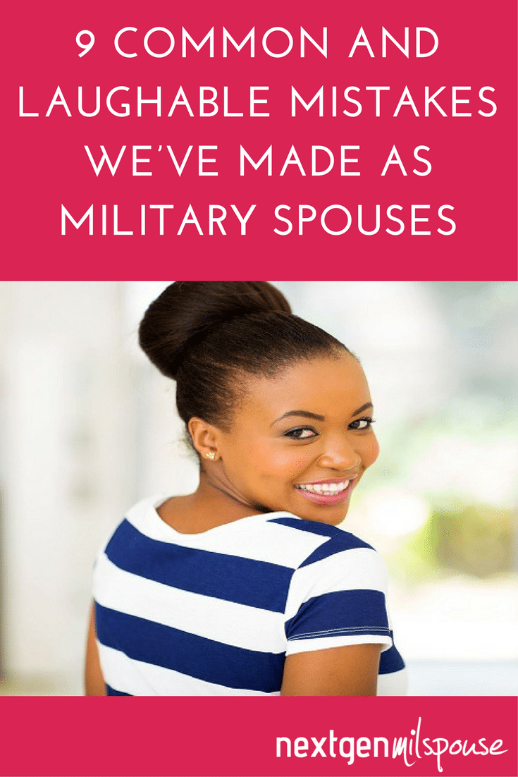 Common Mistakes I Made As a Brand New Marine Corps Wife